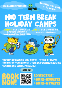 EPS holiday camp
